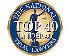 The national Top 40 trial lawyers