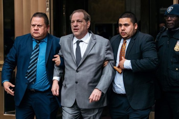 Harvey Weinstein's Extradition To California For Sex Crimes Delayed