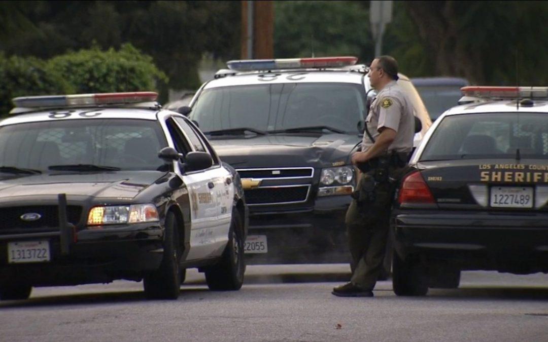 L.A. County Sheriff's Deputy Fatally Shoots a Young Man Brandishing a Gun